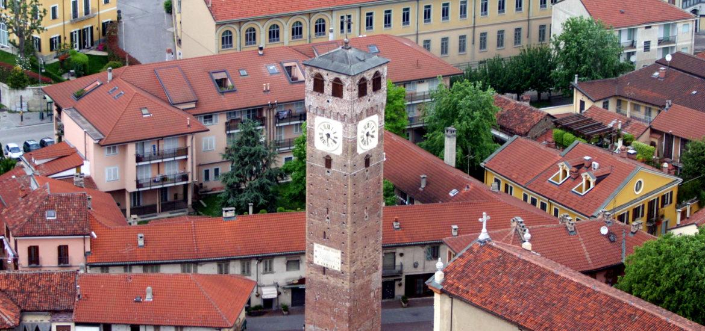 Grugliasco_Torre-Civica